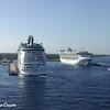 Cruise Ships in Dock