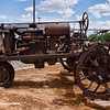 Antique farm equipment. Spotted in Moab, Utah