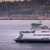 passenger ferry in Seattle