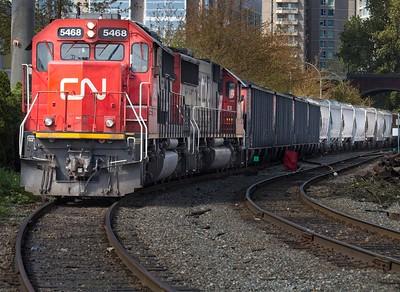 TRAIN 5468
