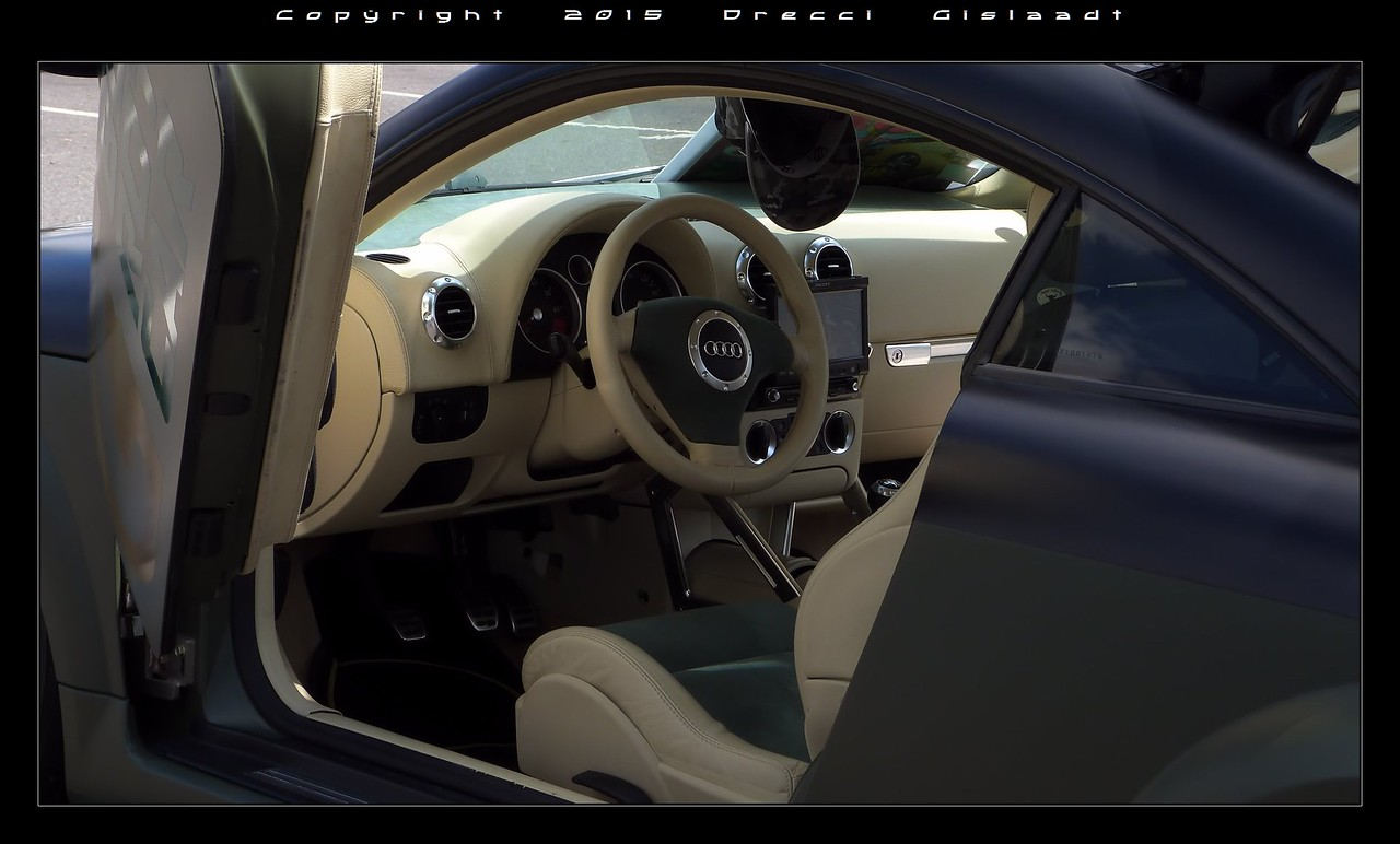 Custom Car' Show 2015 - 006 - Bull Rot Car