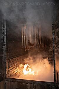 Varmrøgning af Ål i Dragør