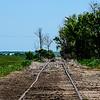 Tracks to nowhere, Vivian, SD