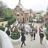 BARCELONA CITY TOUR  -  PARK GUELL  GAUDI