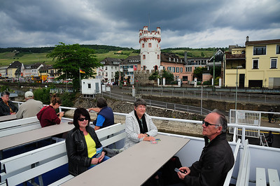 RHINE RIVER CRUISE