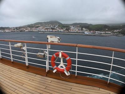 HOLLAND AMERICA ZUIDERDAM CRUISE SHIP
