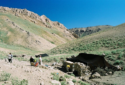 SUMMER HOME Nomad Family Mountain Escape Zagros Mountains, Iran