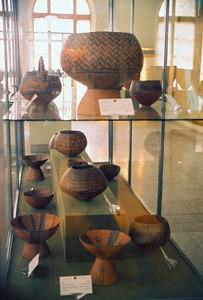 EARLY POTTERY DESIGNS