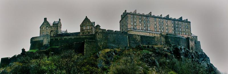 Edinburgh Castle West Ramparts