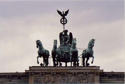 Brandenburger Tor Brandenburg Gate