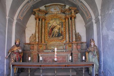 Pilgrimage Church (Wallfahrtskirche) Gossweinstein