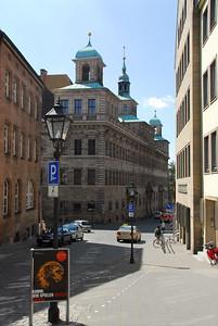 City Hall Nurenberg
