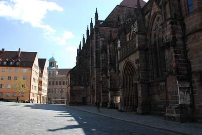 Sebaldus Kirche Nurenberg