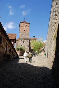 The Burg, Nurenberg