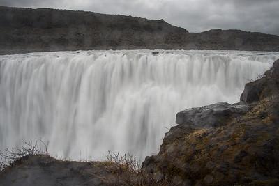 Dettifoss Waterfall