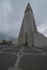 HALLGRÍMSKIRKJA CHURCH