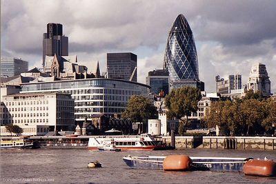 LONDON - October 2004