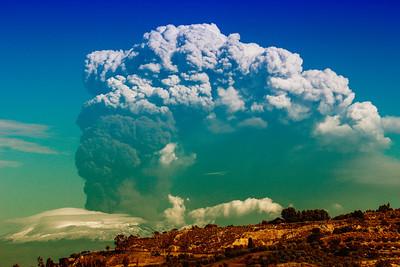 Etna's Deep Sigh