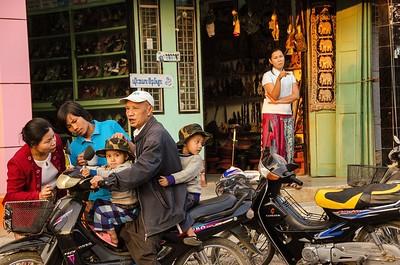 Nyuang Shwe, Myanmar