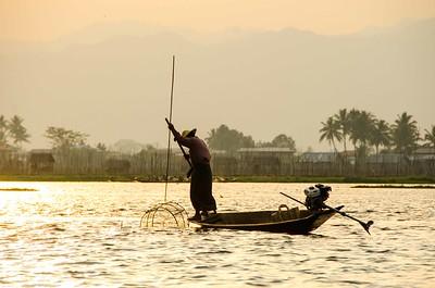 Inle Lake, Nyuang Shwe