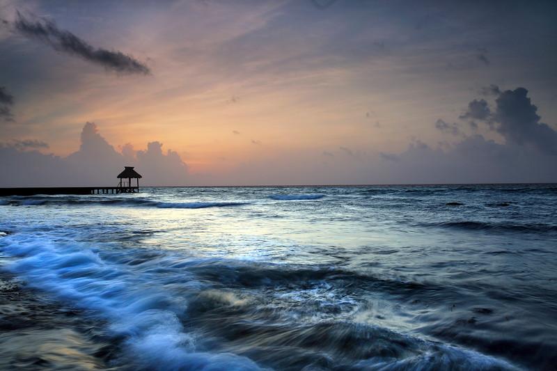 Peaceful Serenity - Playa Del Carmen, Mexico - July 2015