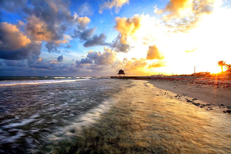 Sunset Playa Del Carmen