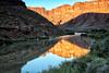Canyon Reflections Along the Colorado River