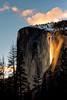 Angel Wings - Firefall at Horsetail Falls - Yosemite National Park - Feb 2017