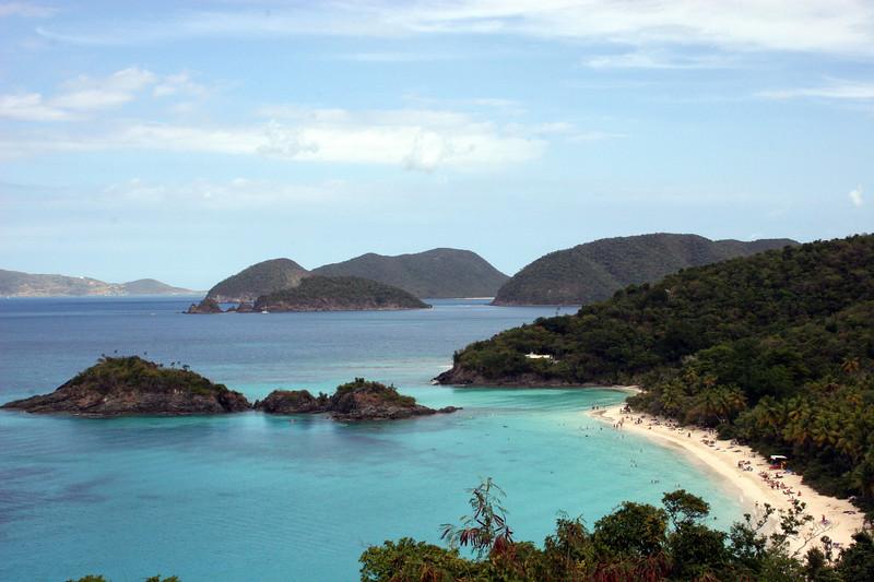St. John Bay - Caribbean Islands