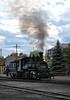 Cumbres & Toltec Scenic Railroad - Chama, New Mexico - Visit New Mexico - Sept 2014