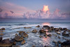 A Fairy Tale Sunset - Tulum, Mexico - July 2015