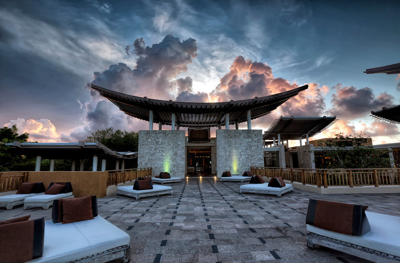 TEMPLE TO THE CLOUDS