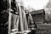 Mingus Mill -  Great Smoky Mountains National Park -  North Carolina - March 30, 2015