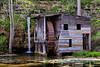 Falling Spring Mill - Mark Twain National Forest - Missouri