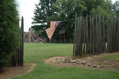 Bethabra-Old Salem-Greensboro - North Carolina - 4th of July 2005