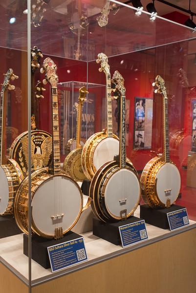 OKLAHOMA - AMERICAN BANJO MUSEUM - 04 NOV 2015