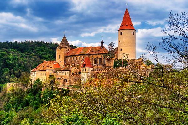 Křivoklát Castle, Bohemia