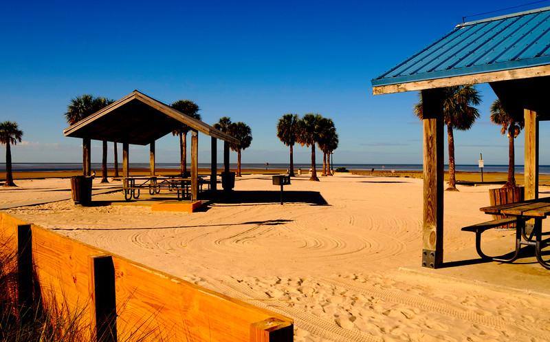Gulf Beach near Pine Island, Florida