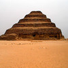 Saqqara, the Stepped Pyramid