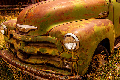 RUSTED RELIC