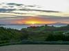 Waiheke Island, looking back towards Auckland and Rangitoto
