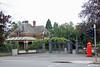 Entrance to City Park, Launceston