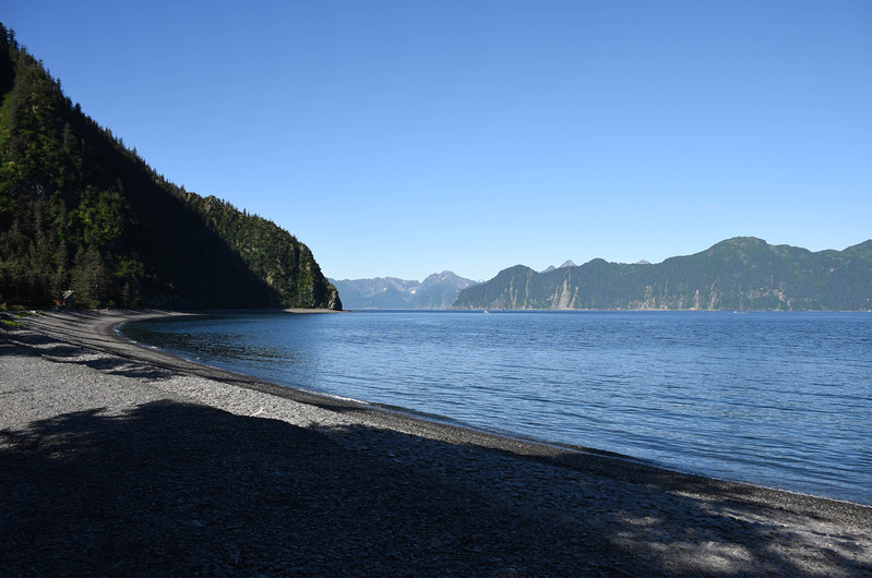 Shoreline of FOX ISLAND