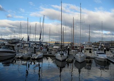 Hobart and around