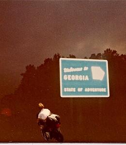 Georgia Border 1983