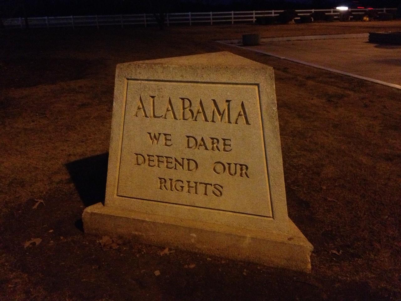 Alabama 2012