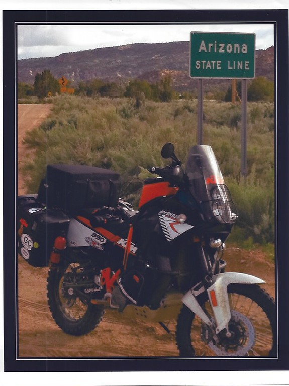 Arizona Border 2012