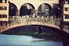 Florence, Bridge over Arno river