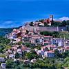 Town Motovun on picturesque hill, Istria, Croatia.