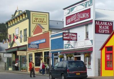 Skagway And The Klondike